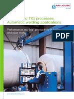 Plasma &TIG Process