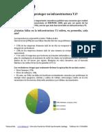 ¿Cómo proteger su infraestructura T.I?.pdf