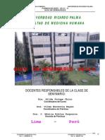 Guia de Seminario de Farmacologia - 2014-II