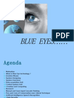 Blue Eyes……