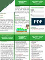 Curso Strategic Mine Planning Optimization Ingles