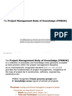 ProcessGroup Knowledge Mapping