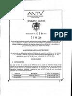 Resolucion 2291 Del 22 de Septiembre de 2014 1