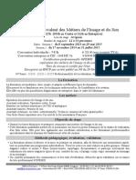 Plan Formation MIS 2014 2015