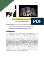 Estudio Bernarda Alba