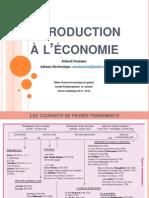 Introduction à l'Économie Séance 9