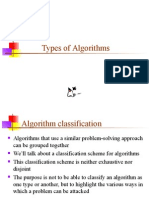 36 Algorithm Types