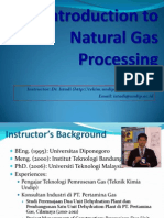 01 Introduction Natural Gas Processing