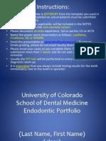 Clinical Portfolio Endo