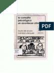 De Souza 1990 La Consulta Psicologica Un Acontecer Clínico