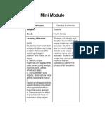 mini module ole pdf