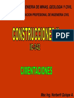 4ta Clase Construcciones II