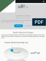 Ubiquiti Networks - UniFi® AP