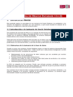 Arquitectura Oracle Database I