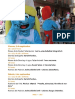 Programa Feria Murcia 2014