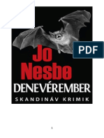 Jo Nesbo - Harry Hole 1 - Denevérember
