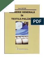 Inginerie Generala in Textile Pielarie