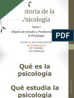 1. Objeto - Problematucas de La Psc.