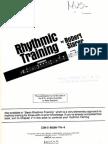 Starer - Rhythmic Training 1/11
