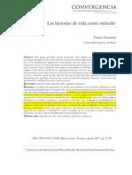 2007_Franco Ferraroti_ Las Historias de Vida Como Metodo