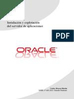 Servidor de Aplicaciones Oracle CAM