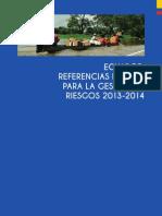 Ecuador Referencias Básicas Para La Gestión de Riesgos Español 12-08-2014