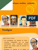 Paradigmas, Enfoques y Modelos Pedagógicos