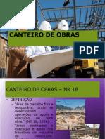 Tecnologia Da Construções - Raull Chagas (Canteiro de Obras)