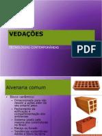 Tecnologia Da Construções - Raull Chagas(Vedações)