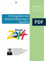 PLURI Valuation - Copa 2014