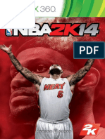 Nba 2k14 360 Online Manual Ita
