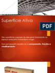 Superfície Ativa
