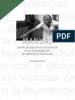 21. Manual Sobre Perspectiva Psicosocial Beristain 2010