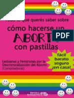 Abort o Pastillas