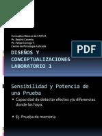 Disenos y Conceptualizaciones Laboratorio 1