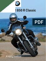 r 850 r Classic Data