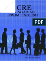Hungarian From English