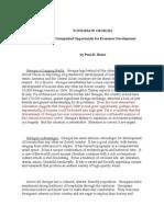 PaulHenzeTourism (1).doc