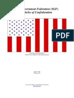 Self Government Federation