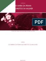 Cartilha Maria Da Penha e Direitos Da Mulher Pfdc Mpf