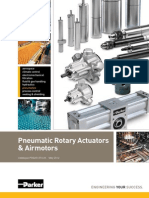 Rotary Actuators Platform Catalogue PDE2613TCUK