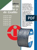CAP I - Empaquetaduras Carbono y Grafito
