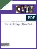 2013 2015 Undergraduate Bulletin
