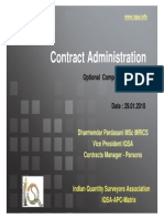 2Contract Administration by Mr.dharmendar