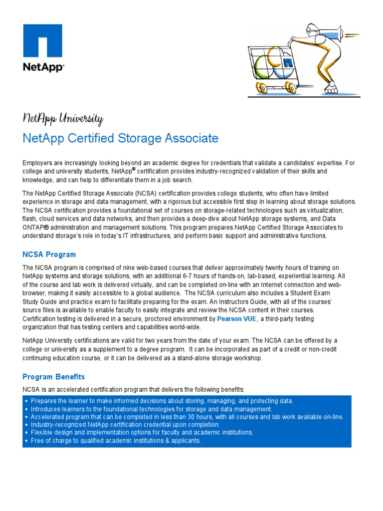 Ncsa Academic Overview Professional Certification Educational