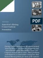 America's Rising Conservatism