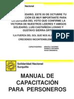 Manual Del Personero Solidario