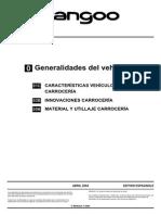 00 - Generalidades Del Vehículo - 04-2004