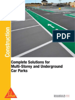 Complete Solution for Multi-storey and Underground Car Parks