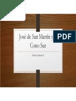 Unidad 3 José de San Martín y El Cono Sur - Verónica Salazar